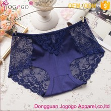 Factory Sale Comfortable Sexy Lace Hot Popular Sexy Young Girls Thong Underwear