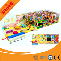 Amazing Kids Paradise Indoor Playground, Indoor Playsets For Toddlers