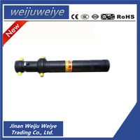 dump truck hydraulic tipping system HYVA hydraulic front support cylinder