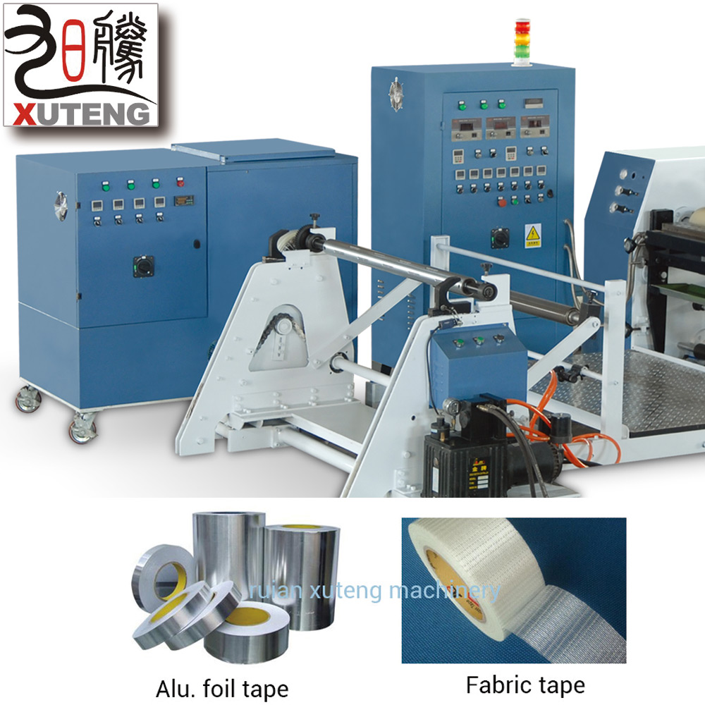 Bopp Release Tape Hot Melt Adhesive Paper Wax Nylon Coating Machine