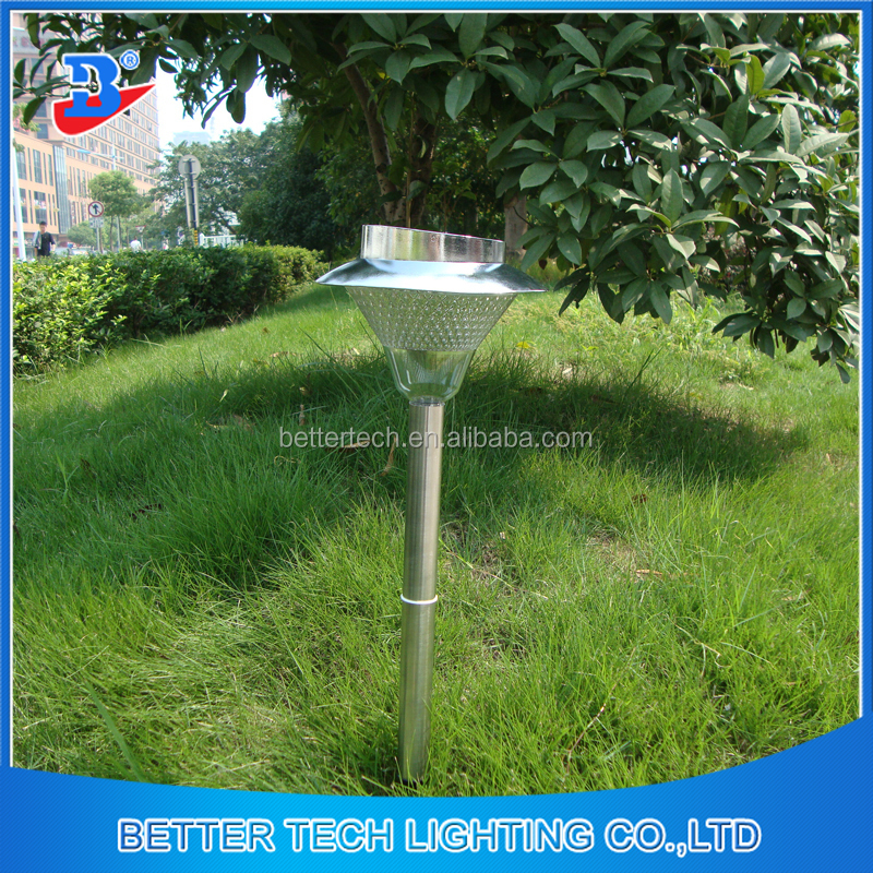 24LEDs Outdoor Standing Lamp For Garden Solar Lamp Post