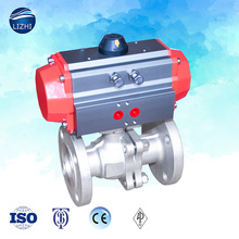 High Quality Stainless Steel Flang Ball Valve Ss316