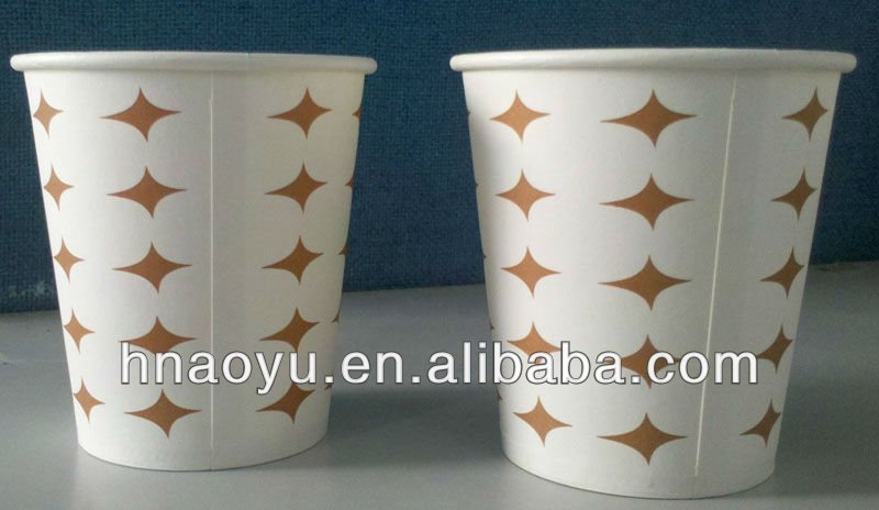 one time use paper tea cup manufacturer