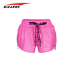 High quality womens transparent running shorts breathable