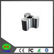 china suppliers 3d metal works cnc machining metal parts small hardware cnc lathe parts