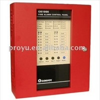 8 zone conventional fire alarm control panel for fire alarm system PY-CK1008
