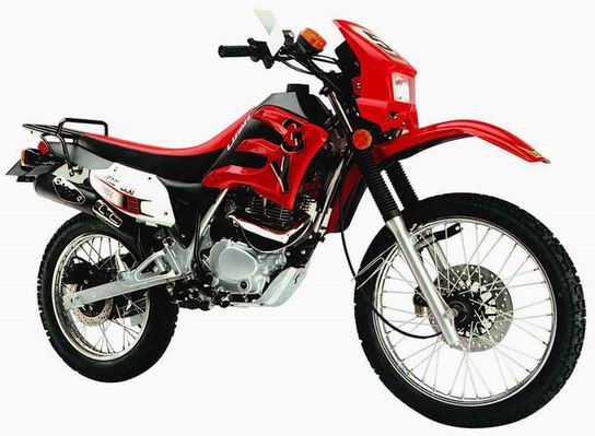 Lf200gy-5 Dirt Bike