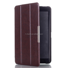 New Coming Hot Premium PU Leather Flip Cover for LG G Pad 7.0 V400 Tablet Case