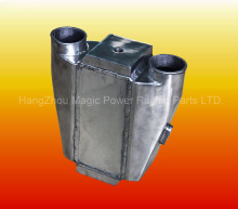 Universal Liquid/Water Air Intercooler