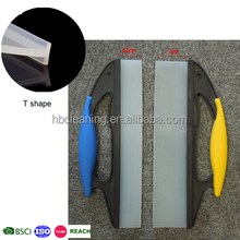 car silicone water blade, car silicone drying blade