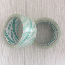 Factory Production China Self Adhesive Clear Transparent White Carton Sealing BOPP Clear Tape For Packing Use
