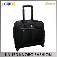 1680D Laptop trolley rolling luggage carry-on flight case