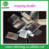 Manual Grade Strap Buckles For PET