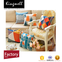 Wholesale cushion covers china supplier sofa and car cushion/pillow covers