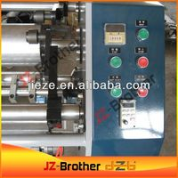 high performance stretch film slitter rewinder machine