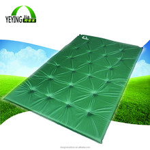 2016 Self inflating Sleeping Camping Mattress with small holes for 2