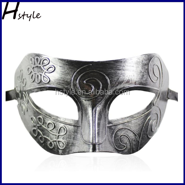 Newest Design Iron Man Party Mask For Man MJA110