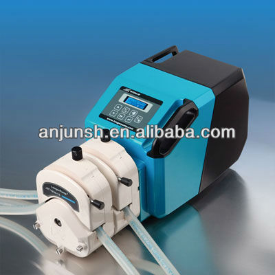 WT600-4F - Industrial Peristaltic Pump/PH dosing pump