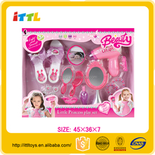 wholesale best fashion plastic toy makeup sets for girls
