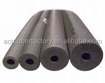 small rubber tube thin rubber foam tube sleeve soft rubber tubing