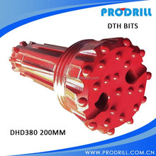 Wholesale top grade durable dhd380 200mm dth bits