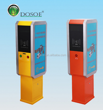 Smart license plate recognition Car Parking System for Parking Lot Management