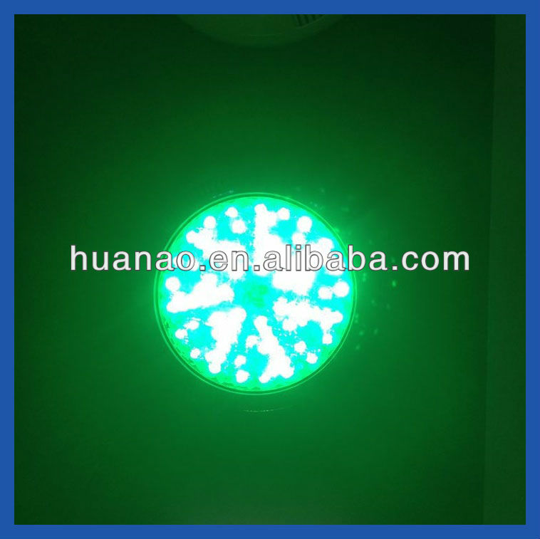 Ip68 RGB fiberglass niche led swimming pool light