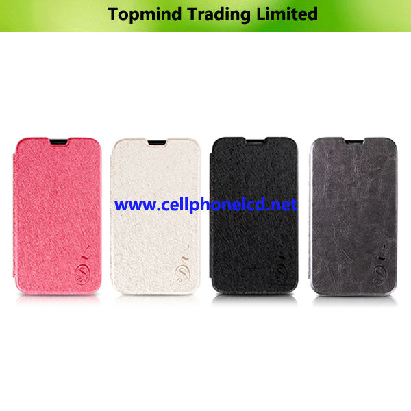 For Samsung Galaxy Note 2 N7100 Leather Case