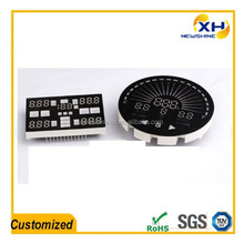 Customized LED Digital Display for air conditioner household appliance LED 7 segment display panel