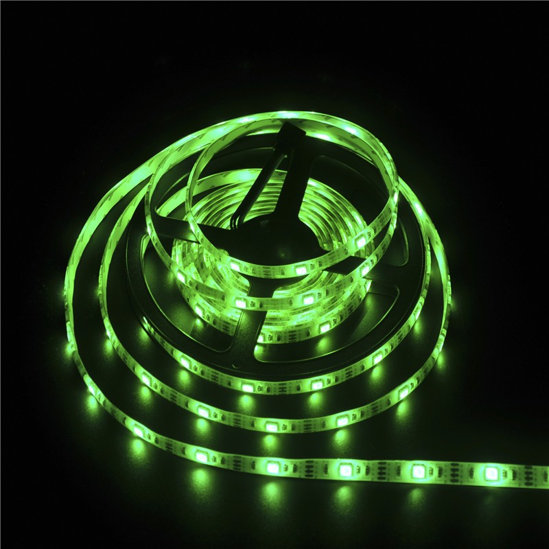 Big Discount 5v RGB 5050 Led Strip Light Usb / led Light Strip Waterproof IP65 / Battery Operated Led Strip Light