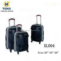 Popular Leather Luggage Bags Cases With