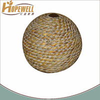 woven decorative big ball , rope ball decoration ideas