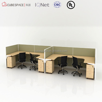 l shape office table office counter table office furniture design