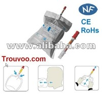 Alcohol tester disposable NF, CE