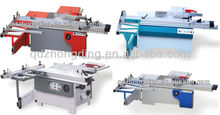 sliding table saw for panel