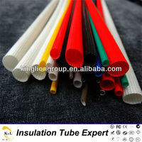 High quality VW-1 braided silicone fiberglass sleeving