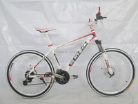 Hot selling new style and high quality 26 inch alloy mountain bicycle/MTB