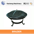 Enviroment-friendly pellet burning stove for outdoor heating/warming Fire Pits