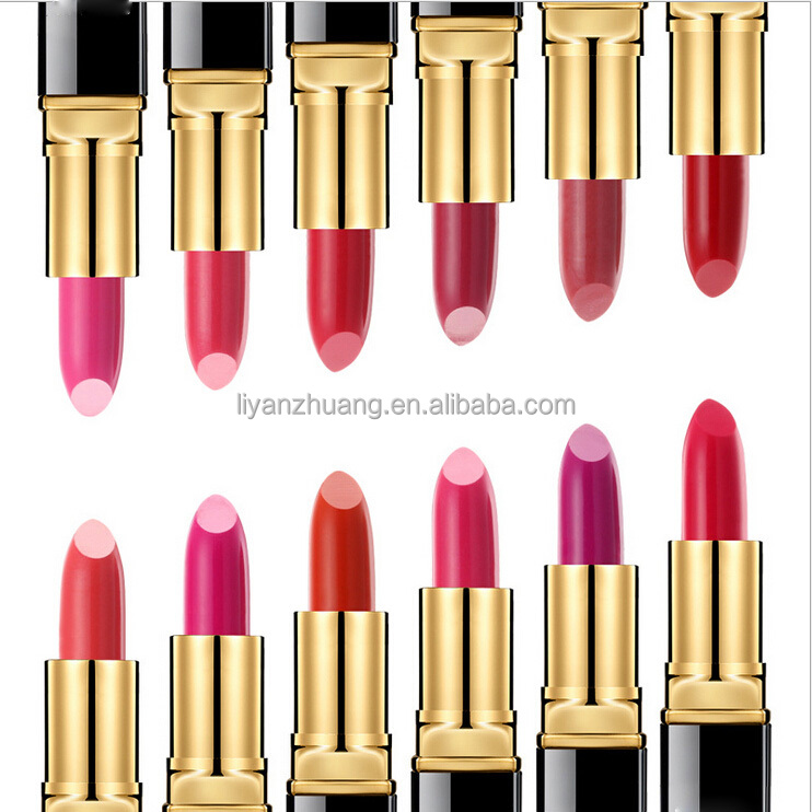 Matte Lipstick Private Label OEM/ODM Beauty Makeup Multi-color