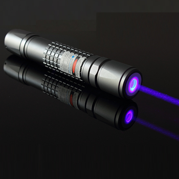 OXLasers OX-B40 450nm 3000mw 3Watt focusable burning blue laser pointer with 5 star cap free shipping