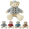 8inch Plush Teddy Bear Toy Soft Teddy Bear Plush Toy Stuffed Teddy Bear Toy With Coat