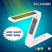 5W CLAMP Foldable Led Solar Table Lamp