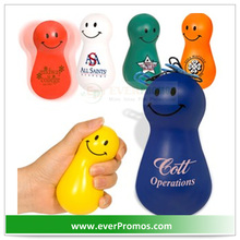 PU Material Promotional Wobbly Stress Reliever