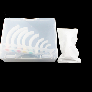 CE&ISO Approval Color Coded Guedel Berman Airway