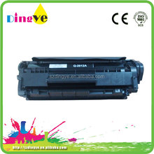 toner cartridge for HP Q2612A direct manufacturer from china