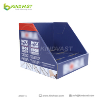 cardboard Corrugated paper PDQ counter display