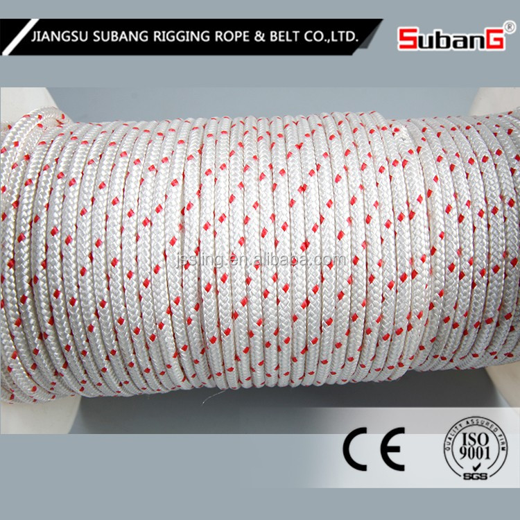 Price Color Braided Twisted Yarn packing Nylon Ropes For Sale