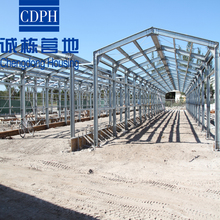 Can be used for warehouse/workshop prefabricated store