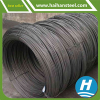 china Low Price Alloy Steel Rebar Coil / Deformed Steel Bar Reinforced Wire Rods