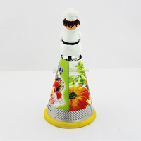 A Bite of China food tools cute chef image stainless steel electric food graters